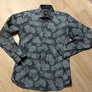21 Paisley Men's Shirt